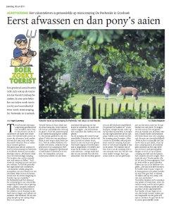 Thumbnail Artikel De Peelweide uit De Limburger